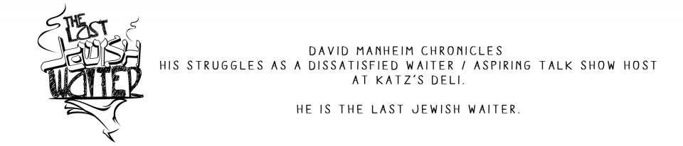 The Last Jewish Waiter